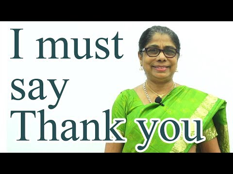 I must say Thank you | Character Building and Moral Values for Kids | Episode - 13