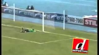 nerealnyjj gol v ispolnenii bolivijjskogo futbolista