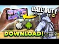 How to Download Call of Duty on iOS/Android! (COD Mobile Tutorial)