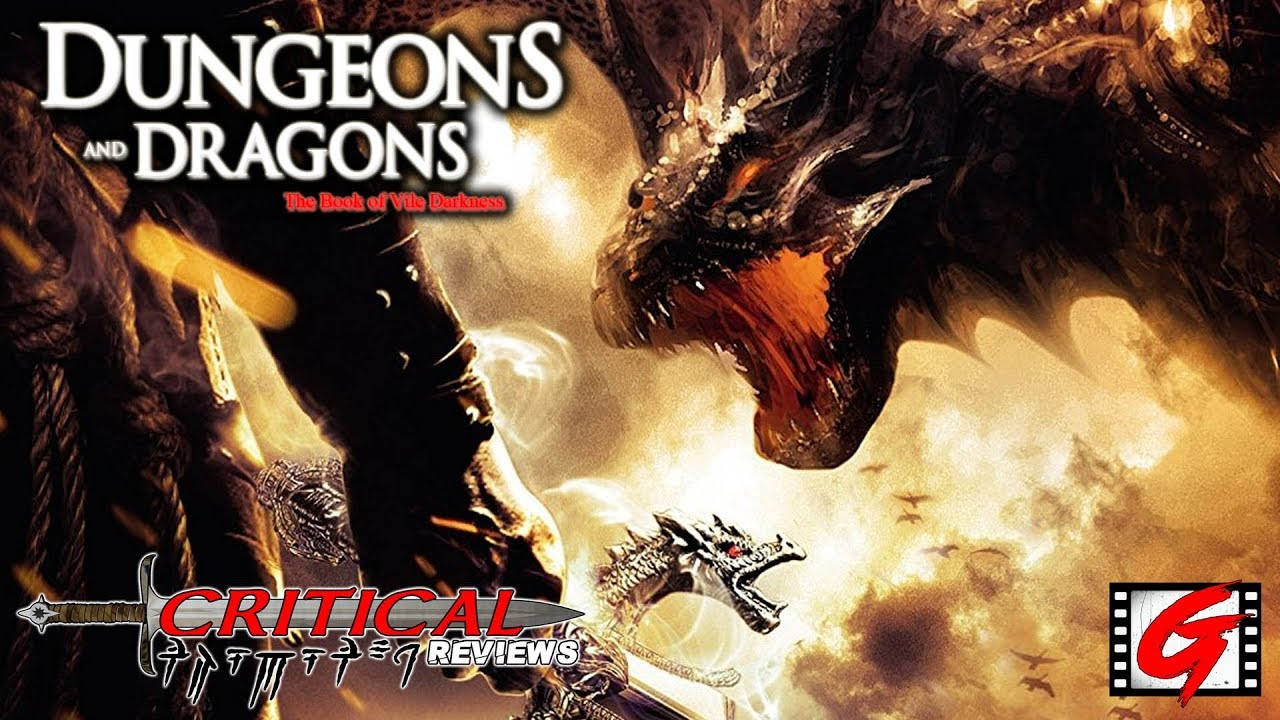 Film Dungeons And Dragons The Book Of Vile Darkness