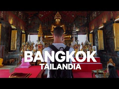 BANGKOK, LA CAPITAL DORADA | enriquealex