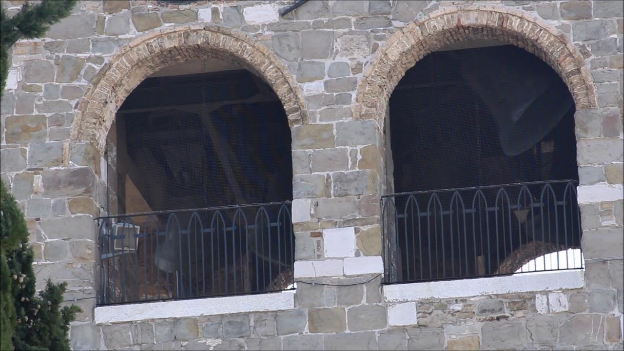Le Campane Di San Giusto.Campane Di Trieste Cattedrale Di San Giusto Martire