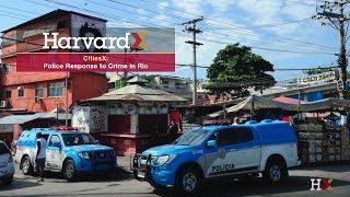 Police Response to Crime in Rio