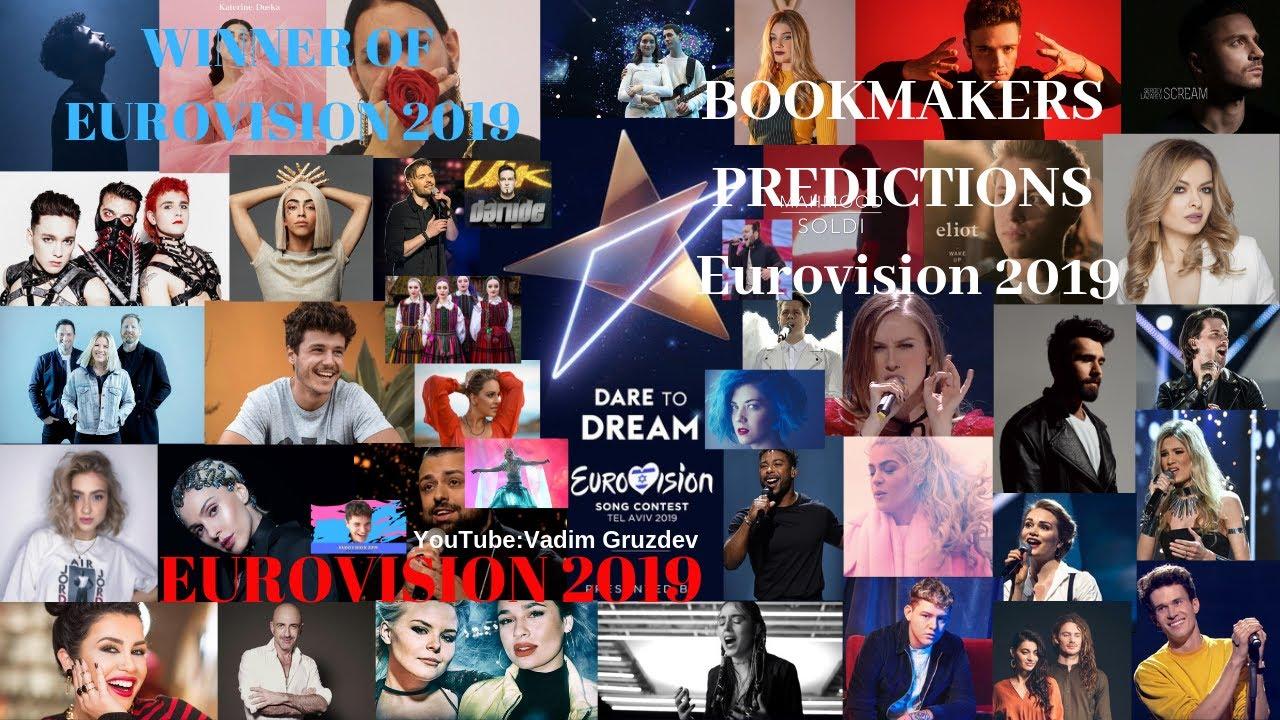 Eurovisie Bookmakers