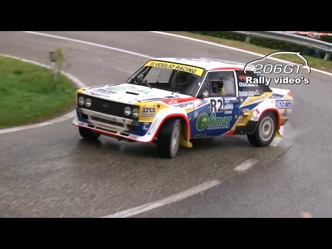 RALLY LEGEND 2016 with MISTAKES By_206GT