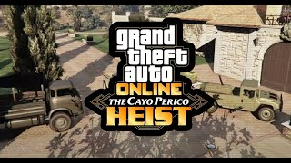 The Cayo Perico Heist Details! GTA Online DLC