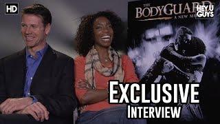Heather Headley and Lloyd Owen Interview - The Bodyguard Musical