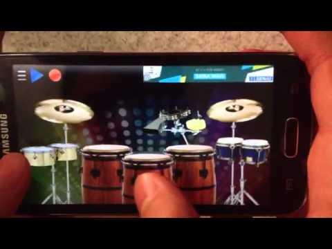 Percussão virtual- swingueira Igor kannário