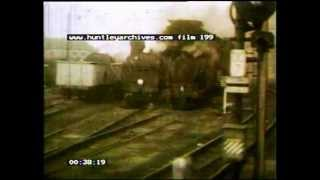 Great Eastern Railway Locomotive film 199