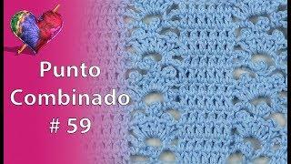 Crochet: Punto Combinado # 59
