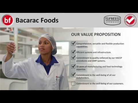 Bacarac Food company profile