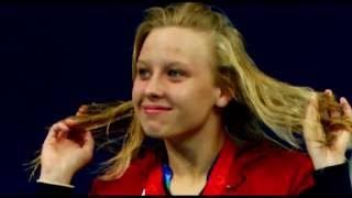 With 12 paralympic titles, usa's s8 swimmer jessica long has more gold medals than any other woman competing in rio. we first met her nine years ago, when sh...