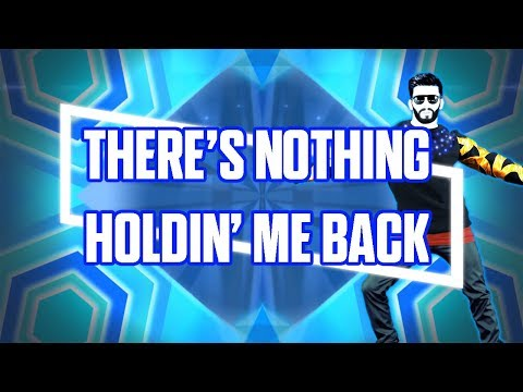 Just Dance 2018: There's Nothing Holdin' Me Back by Shawn Mendes - Fanmade Mashup.