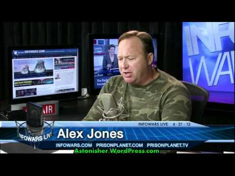 The Alex Jones Show 2012-06-21 Thursday