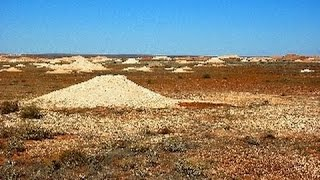 Coober Pedy - Opal Capital of the World (DOCUMENTARY)