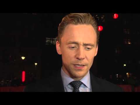Tom Hiddleston The Night Manager Interview - Berlin Film Festival