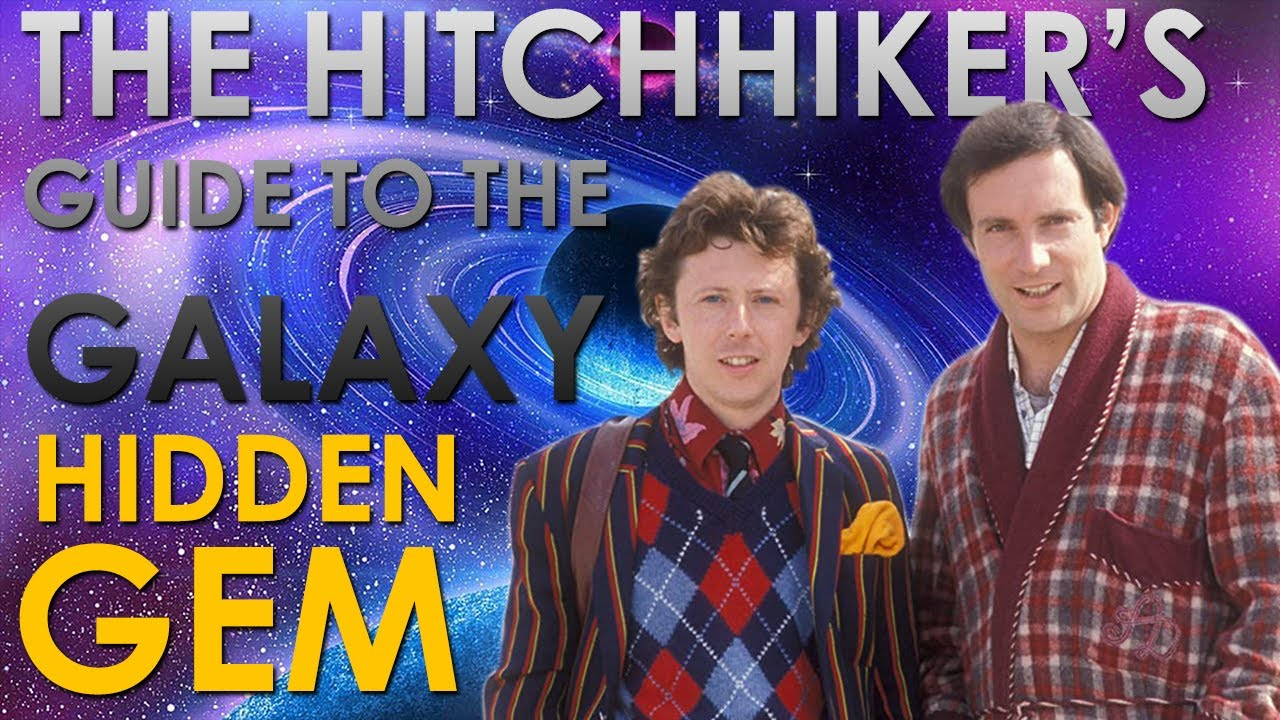Download The Hitchhiker's Guide to the Galaxy (1981) - A Hidden Sci Fi Gem
