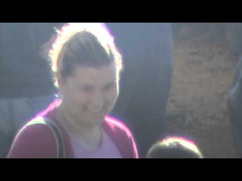 Kurban Kesimi 2012  KKB 08  Sheep slaughter Girl (Selin için çekilmiştir)