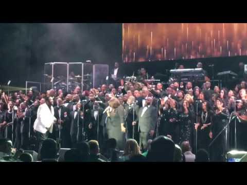 Hezekiah Walker & Timiney Figueroa - Calling My Name (Reunion Concert)