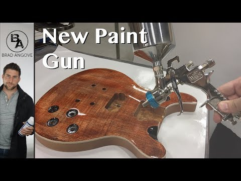 New Warwick Paint Gun Demo And Review