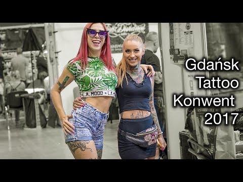 Gdańsk Tattoo Konwent 2017 | Projekt INK Tatuaż