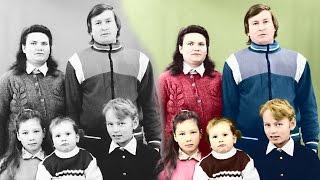 Делаем цветное фото из чёрно-белого в AKVIS Coloriage.(AKVIS Coloriage - новая жизнь для ваших старых фотографий! #========================================== Заказ видео и фотомонтажа -..., 2014-07-14T10:05:07.000Z)