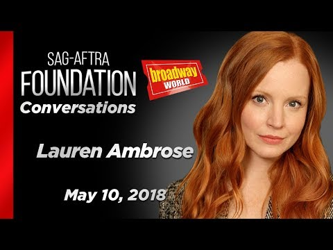 Conversations with Lauren Ambrose