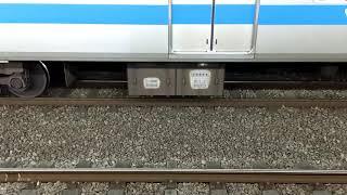小田急線3559(3259F)初期のVVVF音