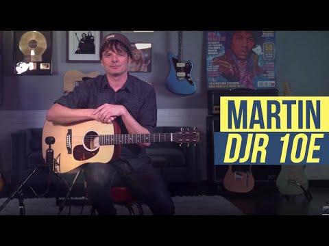 Martin DJr 10E Demo
