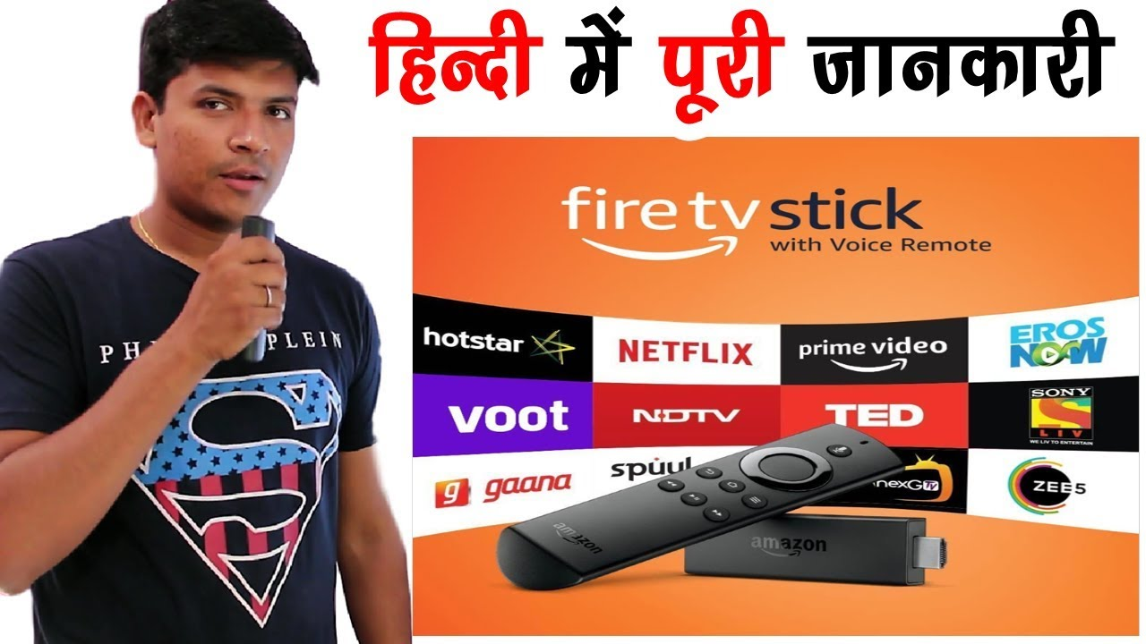 e0234b1f871b Amazon Fire Tv Stick in Hindi | unboxing | review | tips | use method |  mr.growth - YouTube