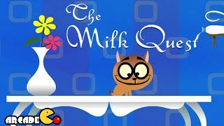Milk Quest Walkthrough All Levels HD