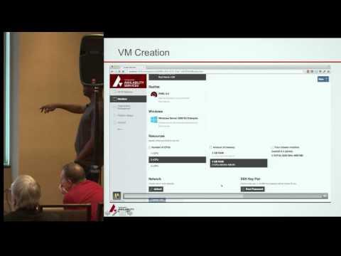 Cloud UI: Building a CloudStack Web Interface for the Enterprise