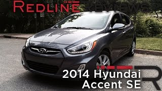 2014 Hyundai Accent SE Review, Walkaround, Exhaust, & Test Drive