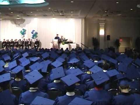 Father Michael Goetz Grade 12 Grads Class Of 2011 Youtube