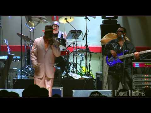 Barrington Levy Live CPAC HD
