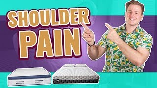 Best Mattress For Side Sleepers With Shoulder & Hip Pain (2019 LIST)