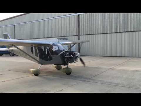 2016 GDI 1.5 Turbo aircraft engine