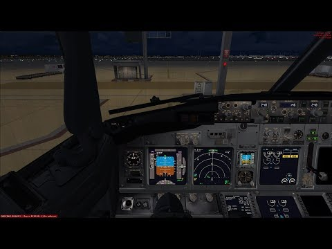 First LiveStream of 2018 || Ryanair PMDG 737| Frankfurt EDDF