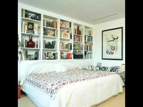 Shelving Ideas For Bedrooms