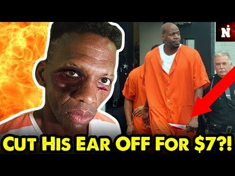 5 NBA Players Who Have Been To Prison (You Won't Believe Why) !