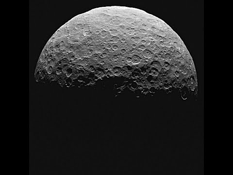 Life on Ceres?