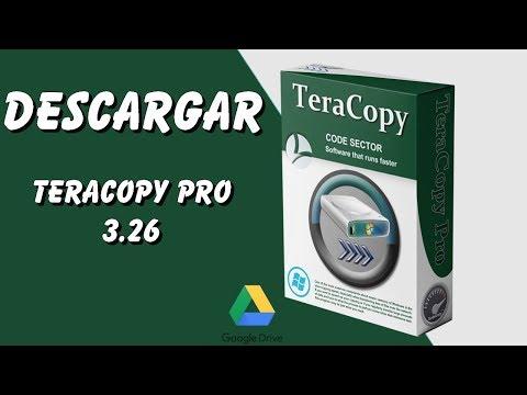 TeraCopy Pro 3.26 - GoogleDrive