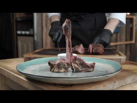 Мясной ресторан Скотина