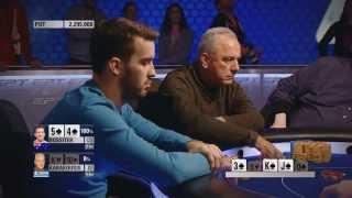 European Poker Tour 10 London 2013 - Main Event, Episode 7 | PokerStars.com