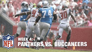 Panthers TE Ed Dickson's Crazy 57-Yard Fumble Recovery TD   Panthers vs. Buccaneers   NFL
