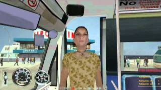 City Bus Simulator 2010 Gameplay