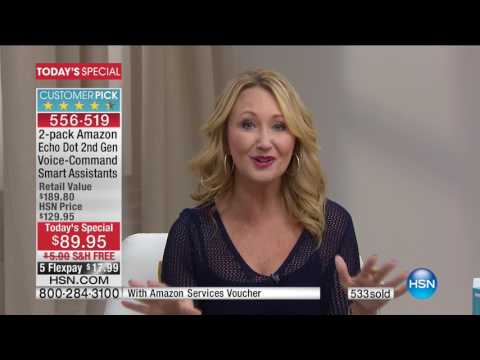 HSN | Electronic Connection featuring Amazon 05.27.2017 - 12 AM