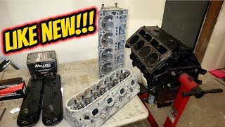 6.0 VALVE CLEANING & HEAD ASSEMBLY