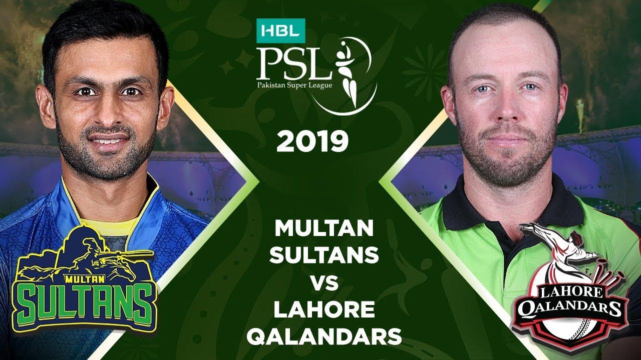 Download Match 10: Full Match Highlights Multan Sultans Vs Lahore Qalandars   HBL PSL 4   HBL PSL 2019   MA2