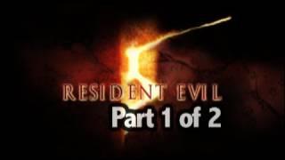 RESIDENT EVIL DASH: RUNN!!! (Part 1 of 2)